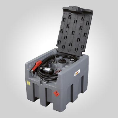 Réservoir PEHD gasoil 200 l équipé 12V NM