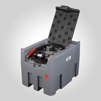 Réservoir compact PEHD gasoil 400 l équipé 12v NM