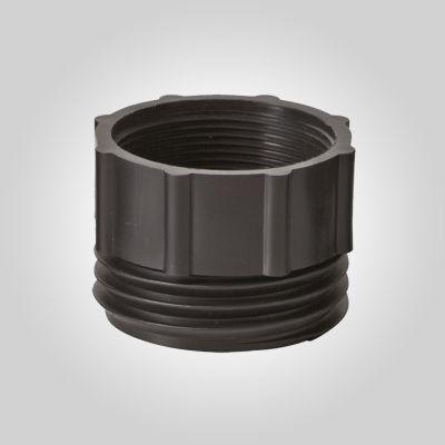 Adaptateur noir 3 filets de 5 mm - MAUSER
