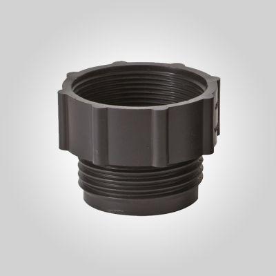 Adaptateur noir 5 filets de 3 mm - TRISURE