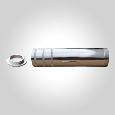 kit tube + adaptateur avec joint pompe à graisse éléctrique type LS