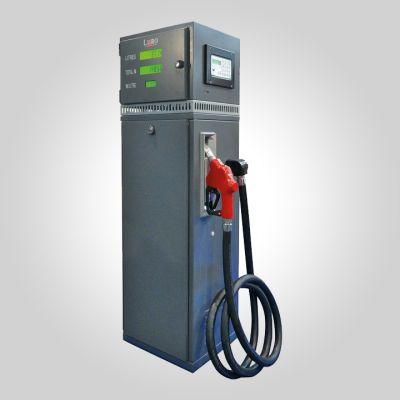 Borne de gestion gasoil 80 l/mn - 380 v