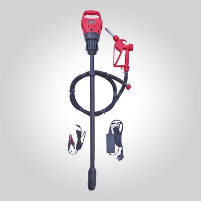 Equipement fixe gasoil électrique 12 v -  230 v  - 18 l/mn