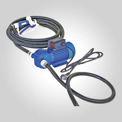Equipement ad blue pour fût  230 v - débit 34 l/mn