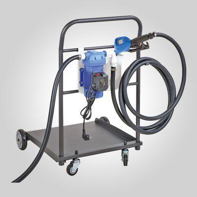 Equipement ad blue mobile avec pompe à membrane 230 v - 34 l/mn