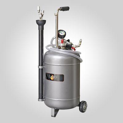 Aspirateur pneumatique acier 30 litres
