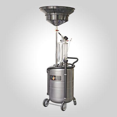 Aspirateur - récupérateur 100 litres à pré-chambre 8 litres