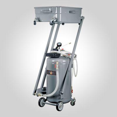 Aspirateur - Récupérateur pantographe 90 litres - bac 65 litres