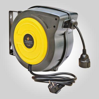 Enrouleur électrique orientable 20 m - 230 v - 3  x 2.5 mm2