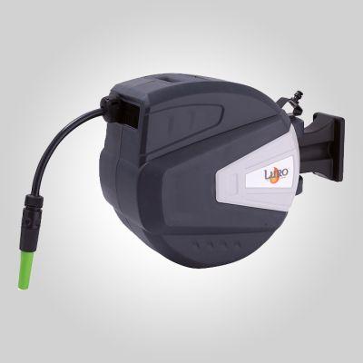 Enrouleur eau plastique automatique 20 m - 1/2'' - 13mm - freiné